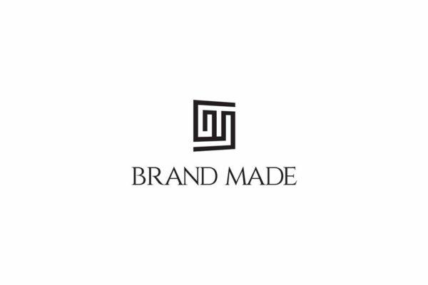 brand made logo