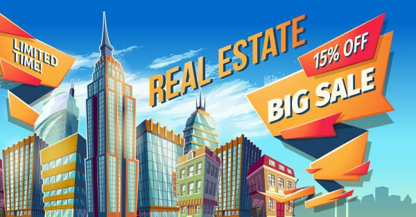 vector-cartoon-illustration-banner-urban-background-with-modern-big-city-buildings_1441-579
