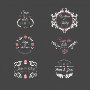wedding-label-set_23-2147658086