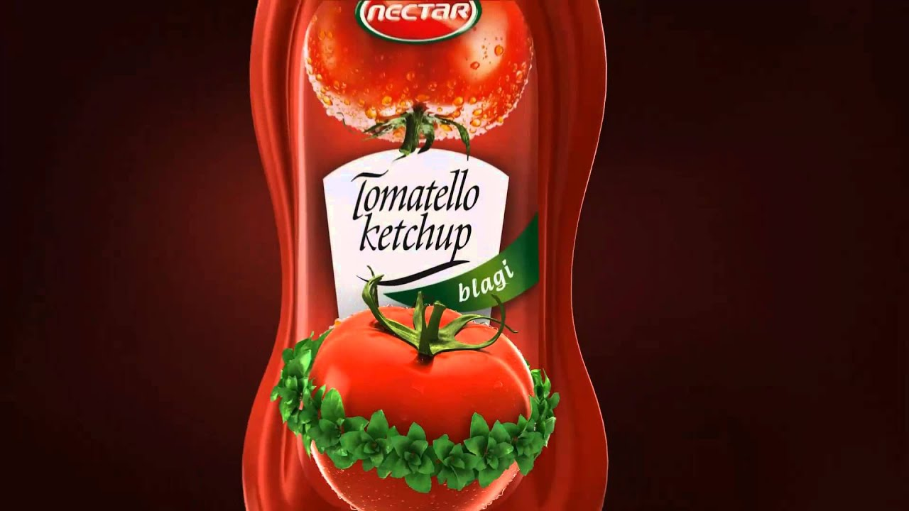 Nectar Tomatello Ketchup